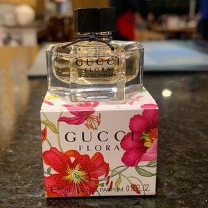 New In Box Gucci Flora mini size